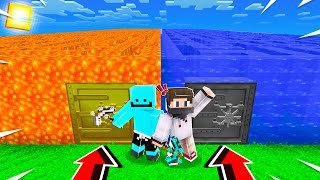 LAV VS SU LABİRENT - Minecraft