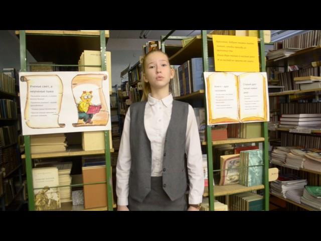 Изображение предпросмотра прочтения – МарияГолубева читает произведение «Ларчик» И.А.Крылова