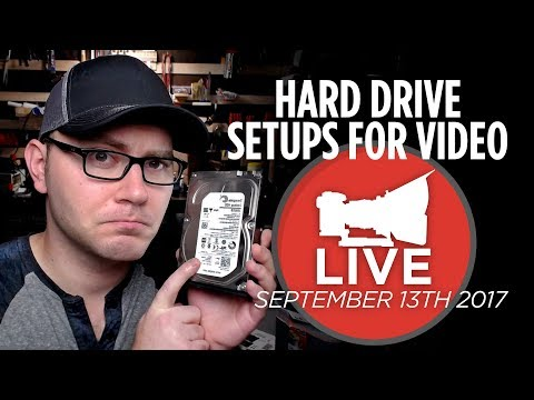 Hard Drives & RAIDs for Video: Everything You Need to Know