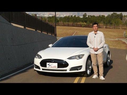Tesla Model S國內試駕