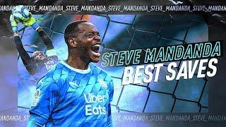 Steve Mandanda l Ses plus beaux arrêts 19-20