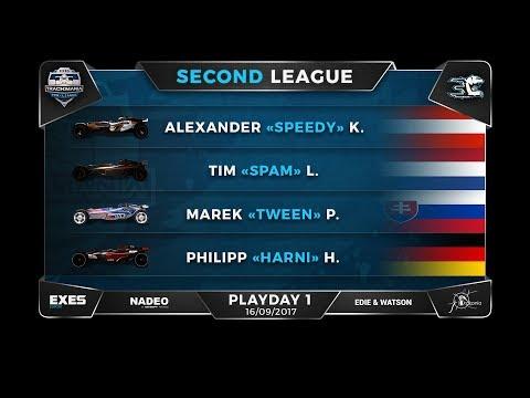 Playday 1 | TM ProLeague 2 | Spam vs Harni vs Speedy vs Tween