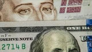 Смотреть видео Курс доллара на 7е сентября в Украине ,курс рубля,евро 2018 год. онлайн