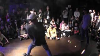 HIDE vs MADOKA Special match RAMPAGE POP屋 10th ANIV October 29 2016