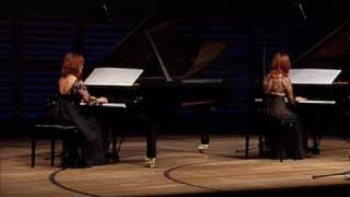 Pekinels play Brahms Sonata