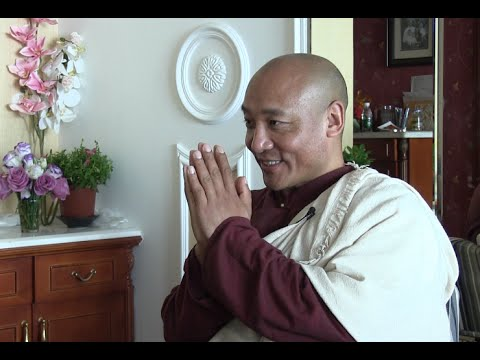 Beyond Division - Awakening to Sacredness: An Interview with Anam Thubten