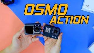 แกะกล่อง พรีวิว DJI OSMO ACTION | นี่มัน GoPro ที่มีจอเซลฟี่
