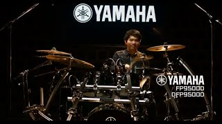 Review Yamaha Pedal DFP9500C and FP9500C by Note Weerachat thumbnail