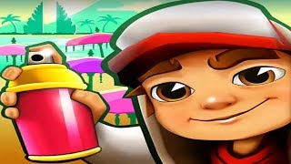 Subway Surfers Bali - World Tour 2019 Android Gameplay #3