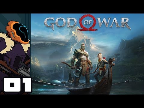 Let's Play God of War [2018] - PS4 Gameplay Part 1 - 100% Satisfying