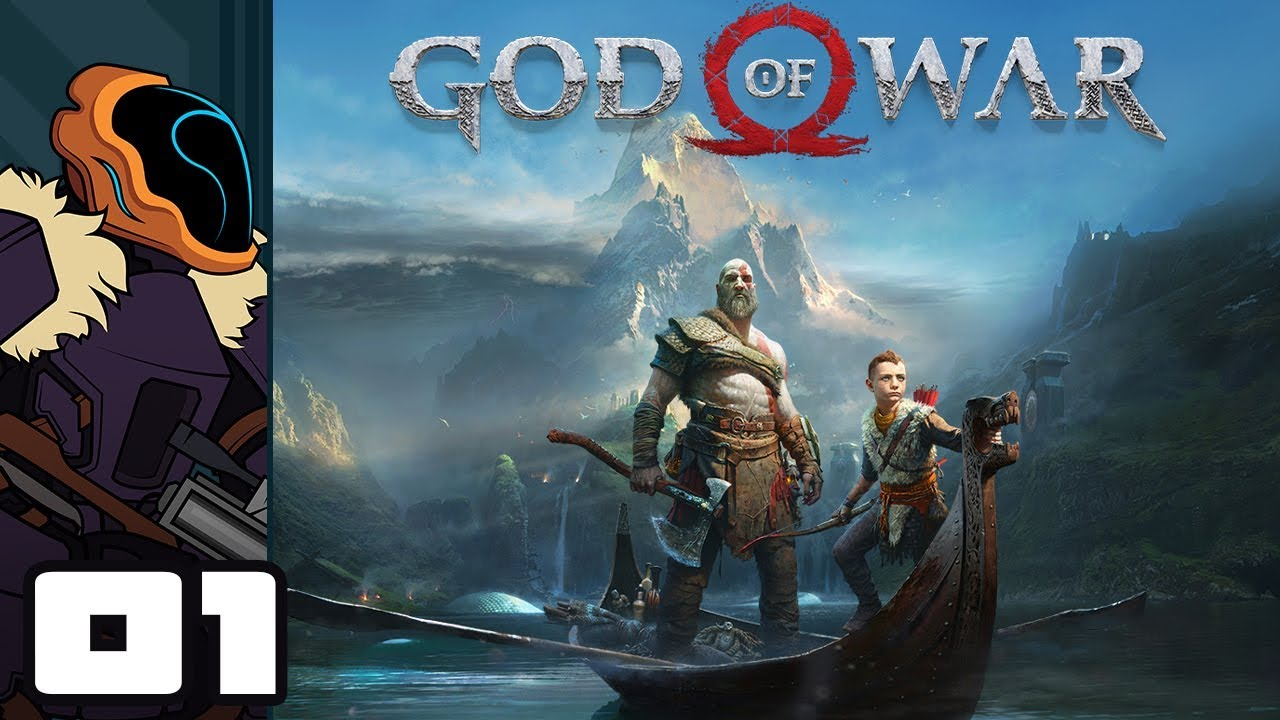 Let S Play God Of War 2018 Ps4 Gameplay Part 1 100 Satisfying