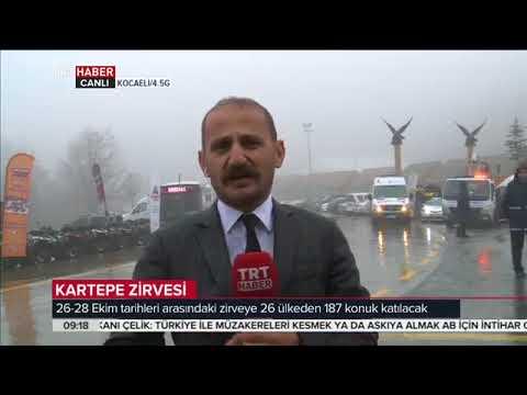 TRT Haber / Basında Kartepe Zirvesi 2