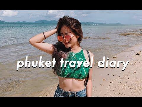 PHUKET TRAVEL VLOG | JESSICA CHAW