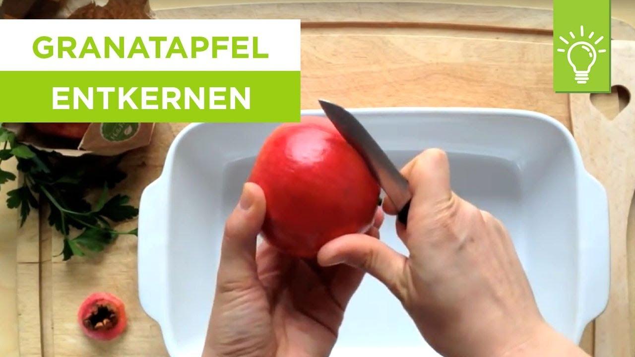 Youtube Granatapfel
