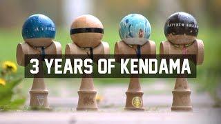 3 YEARS of KENDAMA - KendamaLukas