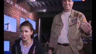 Уроки вождения вертолёта с Ириной шадриной