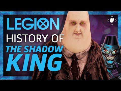 The Comic History of The Shadow King | Legion Season 2
