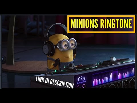 BEST MINIONS RINGTONE|DOWNLOAD. - YouTube