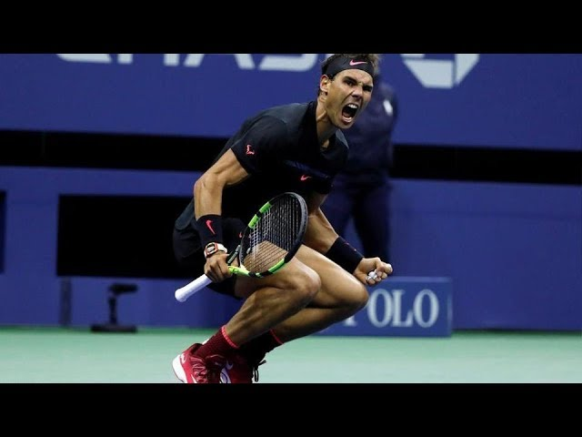 US Open: Rafael Nadal says he is getting better after entering final