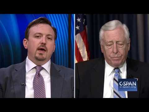 House Minority Whip Steny Hoyer on President Trump's tweets about FISA (C-SPAN)