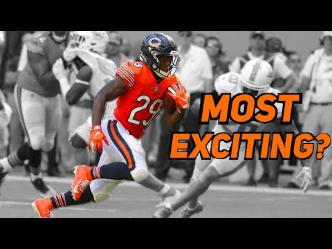 Why Tarik Cohen Will Be The NFL's Most Exciting Player In 2019