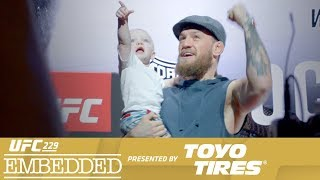 UFC 229 Embedded: Vlog Series - Episode 4