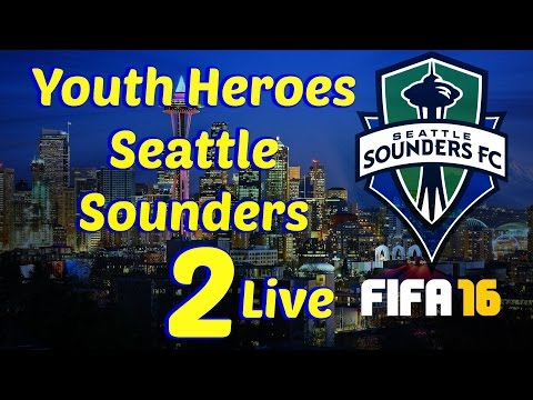 FIFA 16- Youth Heroes: Seattle Sounders- 2 Live
