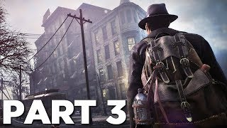 THE SINKING CITY Walkthrough Gameplay Part 3 - CREATURES (FULL GAME)