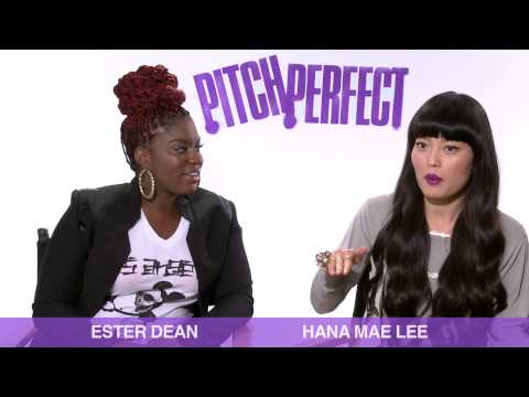 'Pitch Perfect' Ester Dean and Hana Mae Lee