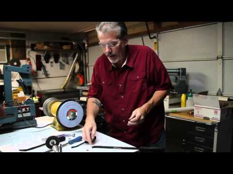 How to make a Inexpensive carbide cutter for woodturning