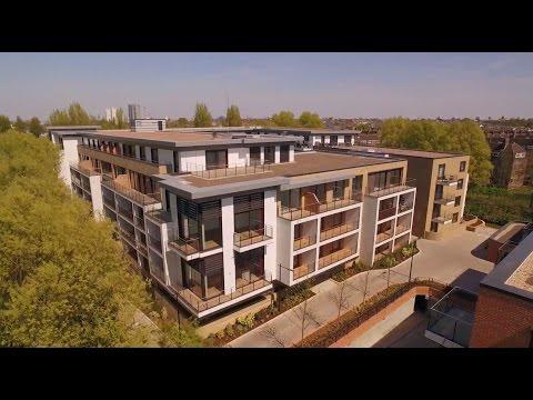 Linden Homes - Westfield Waterside - Drone Footage