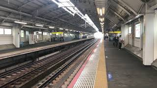 京成3050形(3056編成)京成曳舟通過