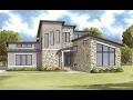 House Plan SMN 1000 (Sunside View) Visual Open House