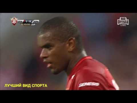 Spartak Moscow vs  Kransodar 2 0 Goals & Highlights