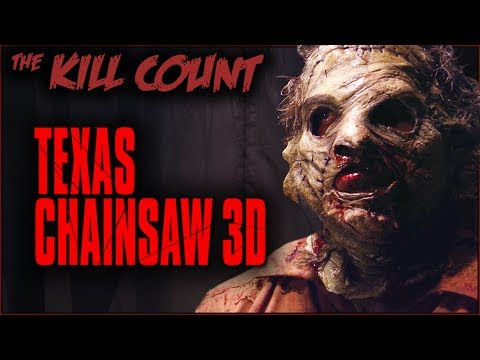 Texas Chainsaw 3D (2013) KILL COUNT