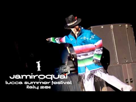 Jamiroquai - Main Vein (Audio) @ Lucca 2011