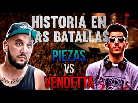 Historia en batallas: PIEZAS VS VENDETTA - Tess La