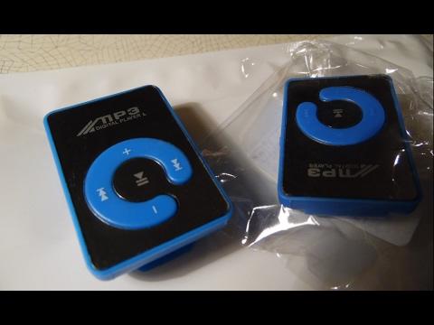 MP3 Digital Player (самый бюджетный плеер). Распаковка и демонстрация товара