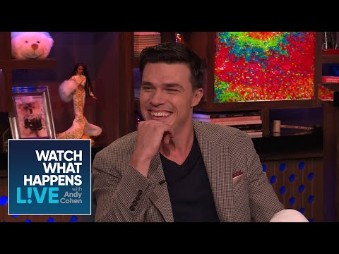 Finn Wittrock's Sex Scene With Lady Gaga In 'AHS: Hotel' | WWHL