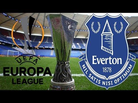 Europa League Final! Everton vs RB Leipzig