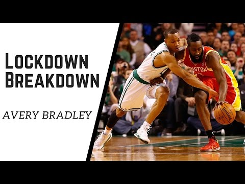 Avery Bradley Defense - Lockdown Breakdown