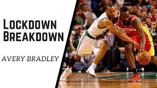 Avery Bradley Defense - Lockdown Breakdown