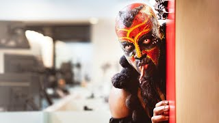 Boogeyman scares WWE employees for Halloween