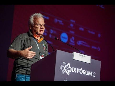IX Fórum 12: Update on NIC.br's activities (Inglês)