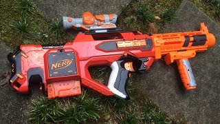 Nerf Mod: Overhauled Gear-Up Rayven CS-6
