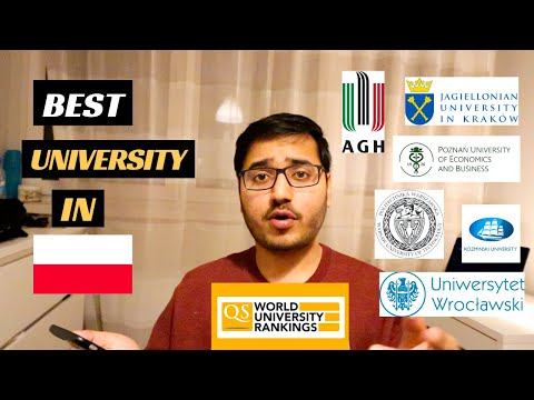 TOP 10 POLISH UNIVERSITY FOR GUARANTEED VISA IN 2021| STUDY IN POLAND 🇵🇱| INDIANS IN POLAND