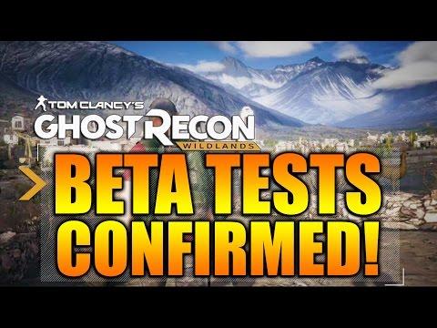 Ghost Recon Wildlands - In Depth: BETA TESTS CONFIRMED!
