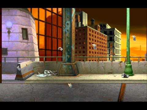 Mortal Kombat 3 (UMK3) - The Bridge