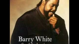 Barry White Lets just Kiss and say goodbye