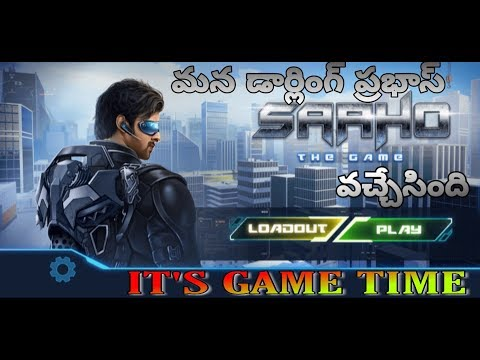 saaho-the-game-released-and-trending-android-/-ios-download-|-it's-game-time-|-darling-prabhas